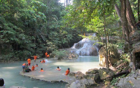 Visitar el Parque de Erawan