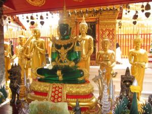 Buda esmeralda Doi Suthep