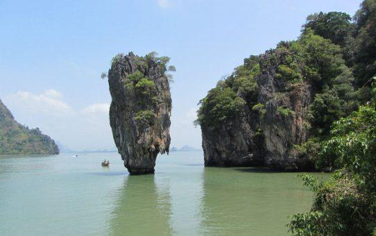 Excursión hasta la Isla de James Bond