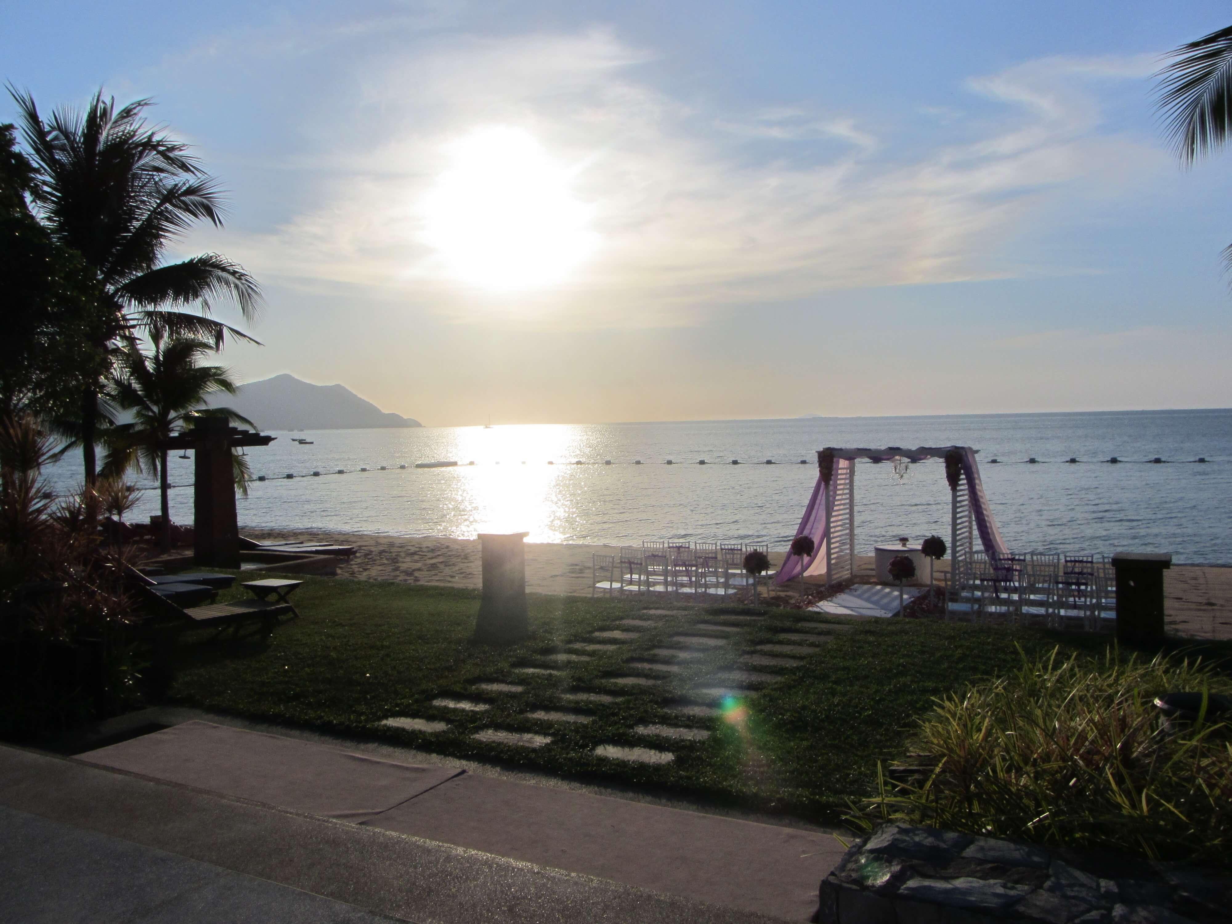 Tres días en Pattaya con boda incluída