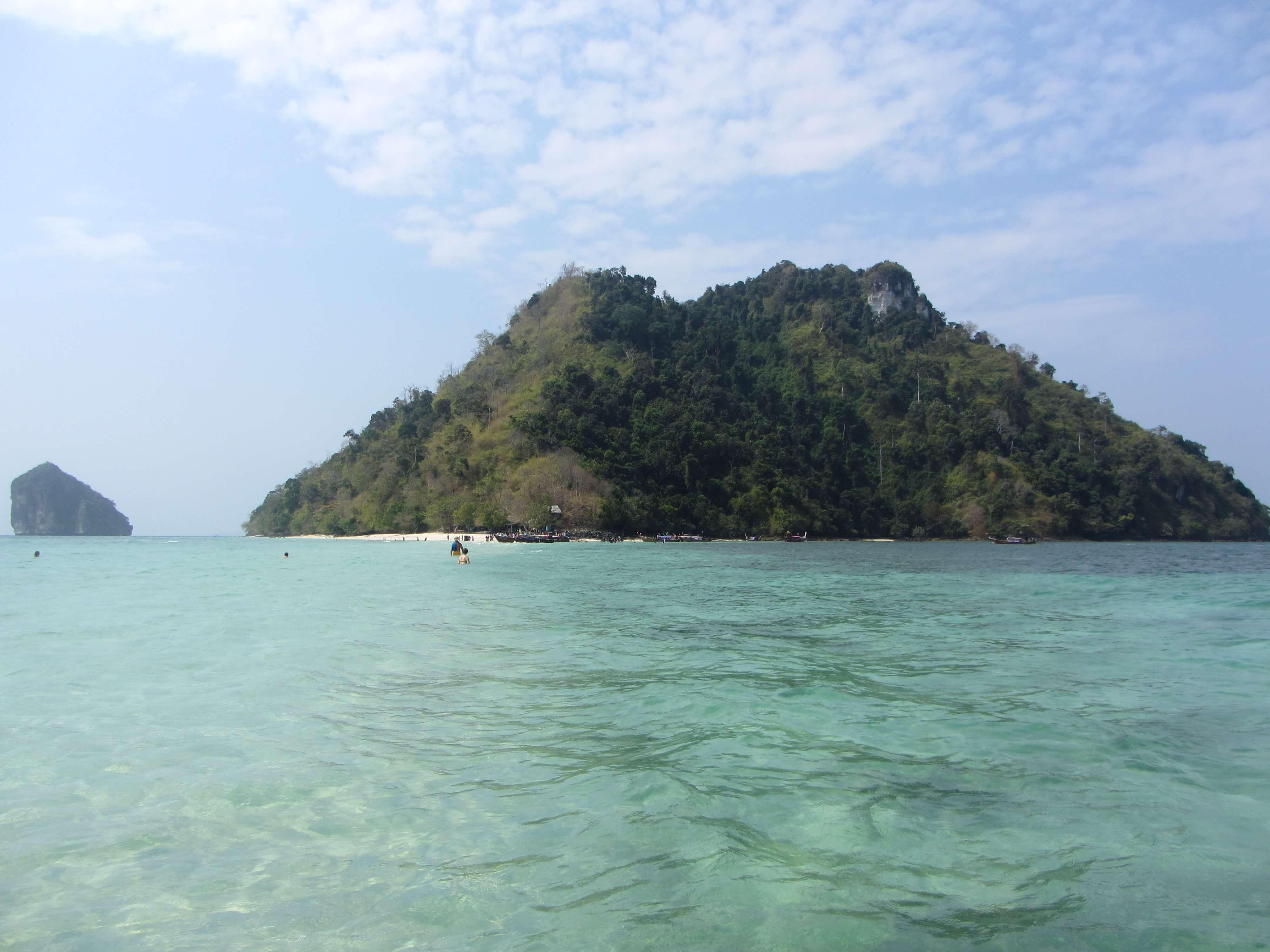 Excursión Cuatro Islas por el paraíso tailandés