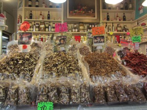Puesto del Mercado Central de Florencia