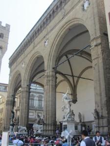Esculturas Piazza della Signoria