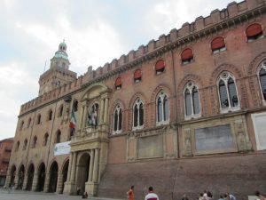 Palacio de Accursio de Bolonia