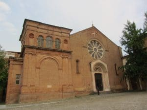 iglesia de San Domenico en Bolonia
