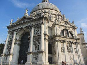 Venecia Basílica de Santa Maria della Salud