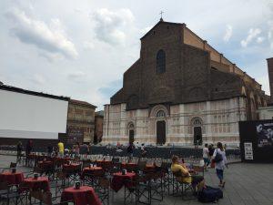 Basílica de San Petronio en Bolonia