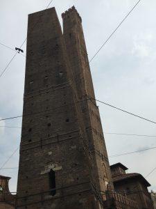 Torre degli Asinelli de Bolonia