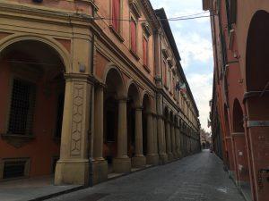 Barrio Universitario de Bolonia
