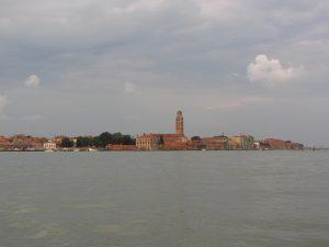 Vaporetto de vuelta Venecia