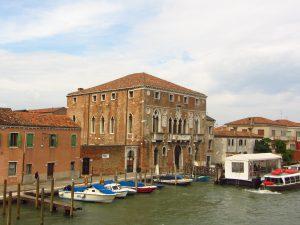 Barcos de Murano