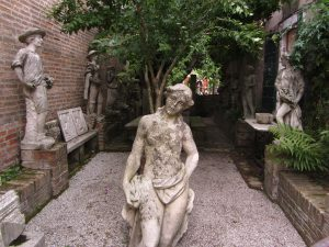 estatuas en Torcello