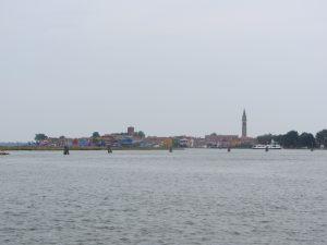 Vaporetto a Venecia