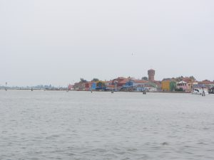 Vaporetto vistas a Venecia