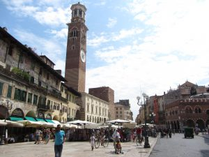 Piazza dei Signori de Verona