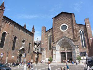 Santa Anastasia en Verona