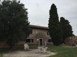 trono de Atila de  Torcello