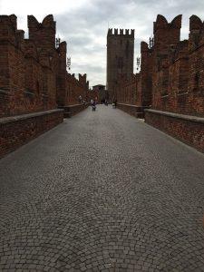 Pasillo Castelvecchio de Verona