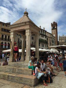 Tribuna en Verona