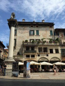 Piazza delle Erbe de Verona