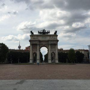 Plaza de Milán