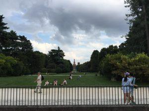 Paseando por Milán