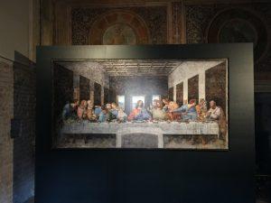 Última Cena de Da Vinci en Milán