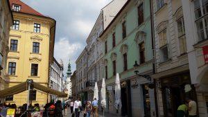 Calles de Bratislava