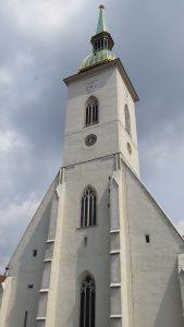 Catedral de San Martín de Bratislava