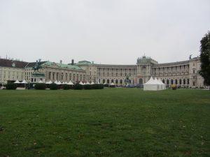 Palacio Imperial de Hofburg de Viena