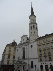 Iglesia de los Agustinos de Viena