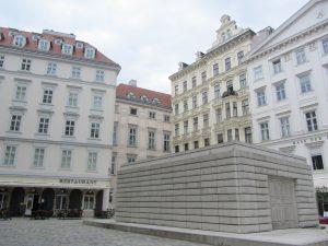 Judenplatz de Viena