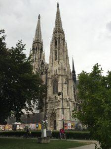 Iglesia Votiva de Viena