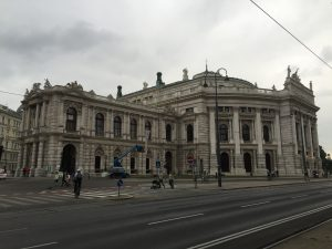 Burgtheater de Viena