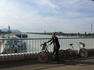 Viena en bicicleta