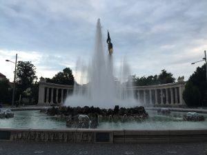 Schwarzenbergplatz de Viena