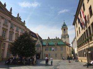 Palacio de Mirbach de Bratislava
