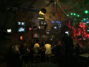 Szimpla Kert bar de Budapest
