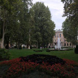 Parques en Zagreb