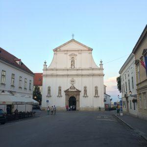Iglesia Santa Caterina de Zagreb