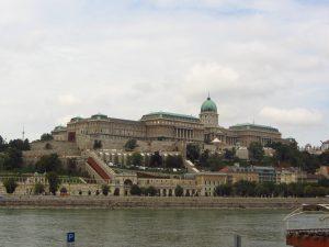 Castillo de Buda de Budapest