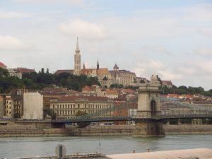 Puente de las Cadenas de Zagreb