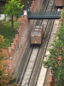 Funicular Budavári Sikló en Budapest