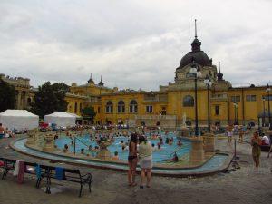 Balneario Széchenyi de Budapest