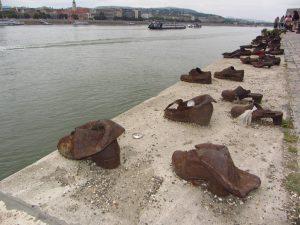 Monumento de Zapatos de Budapest