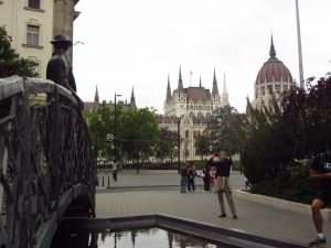 PlazaKossuth de Budapest
