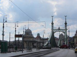 Puente de la libertad de Budapest