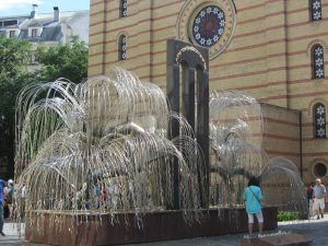 Árbol de la vida de Budapest