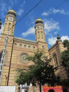 Gran Sinagoga en Budapest