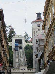 Torre Kula Lotršćak de Zagreb
